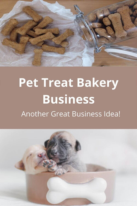Pet Treat Bakery Business