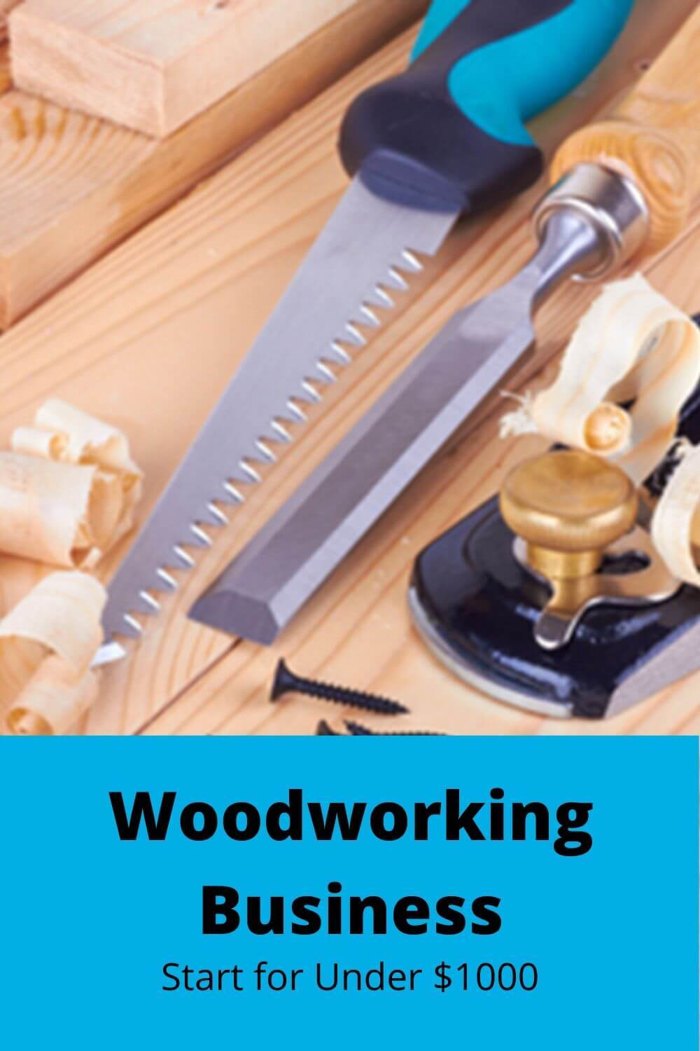 Woodworking business idea