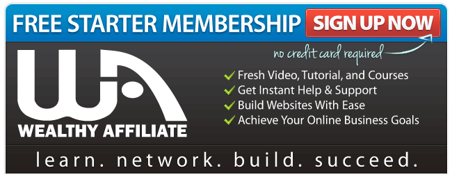 Free Starter Membership WA banner used as header image