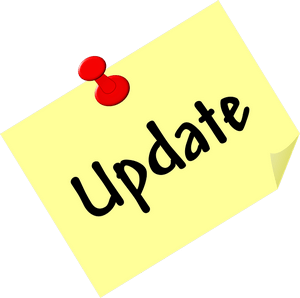 updates on a sticky-note by OpenClipartVectors on Pixabay