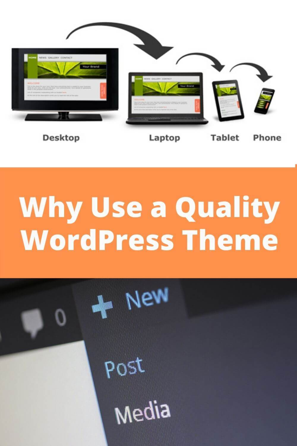 Why yse a quality WordPress theme