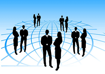 network person networking pair by geralt at Pixabay