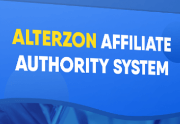 "text image stating ""Alterzon, Affiliate Authority System"""