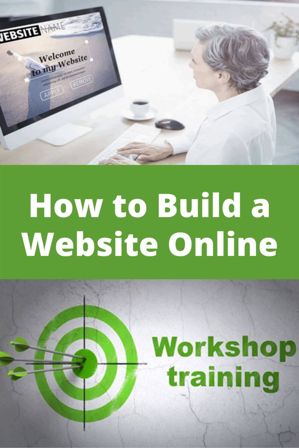 How to build a website online