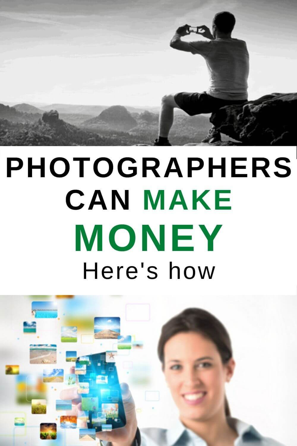 Photographers can make money - here's how