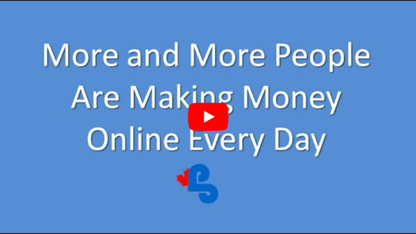 More and More People Are Making Money Online Every Day