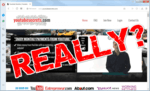 """screen print of YouTubeSecrets.com website with """"Really?"""" overtop"""