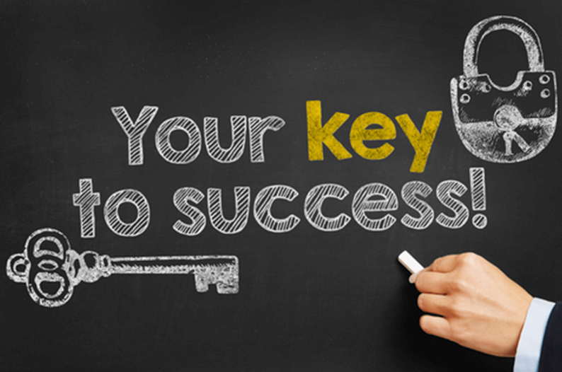 Your key to success!