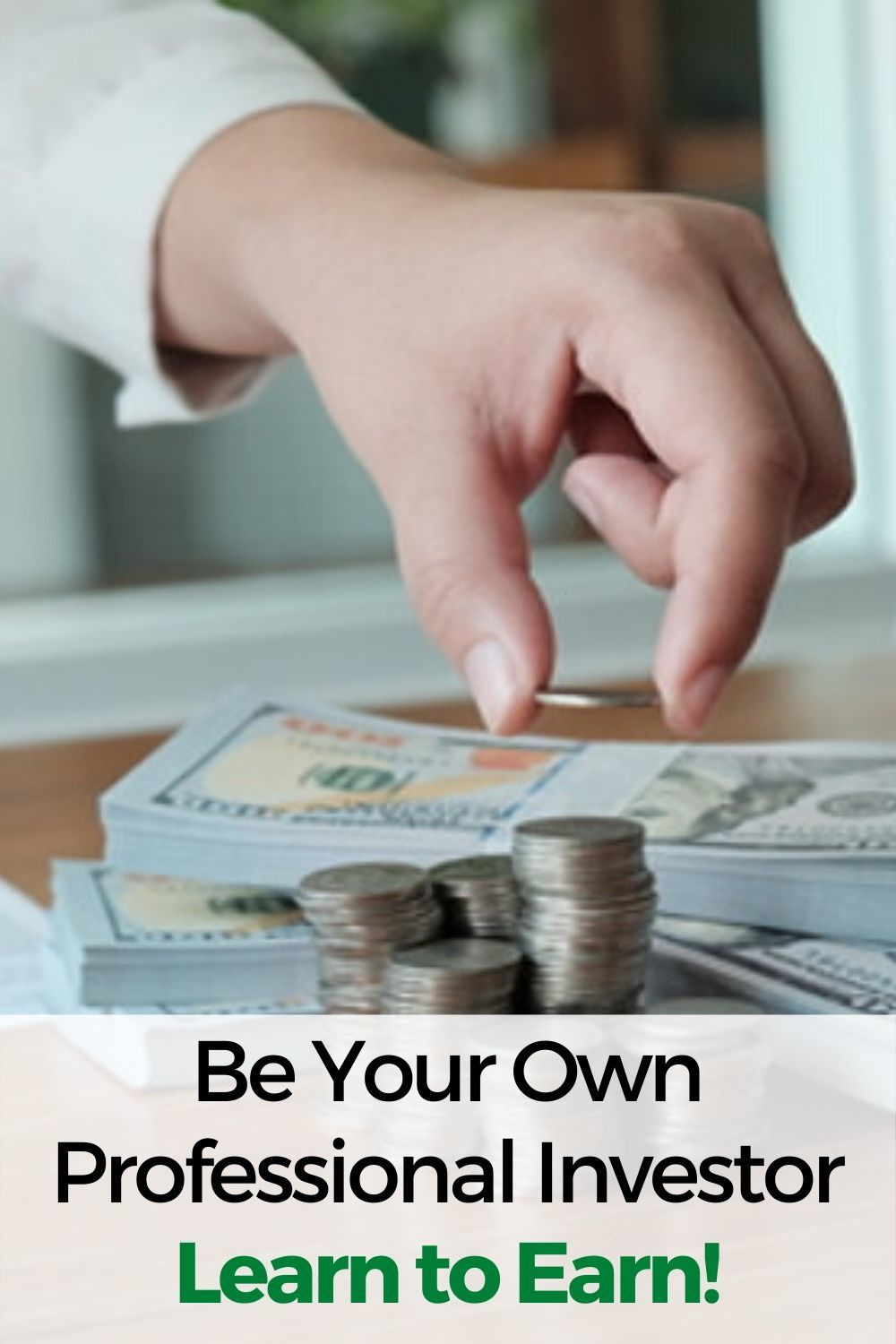Be Your Own Professional Investor