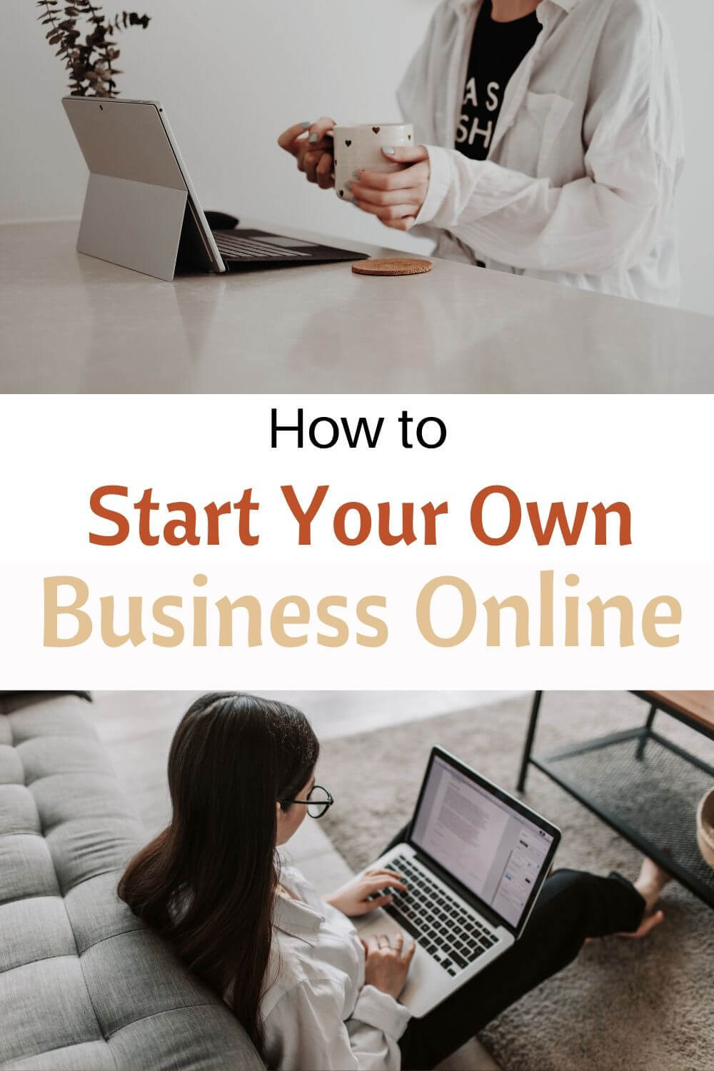 How to Start You Own Business Online