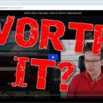 """screen print of vendor's website with """"Worth It?"""" overtop"""