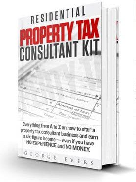 Property Tax Consultant Kit - George Evers
