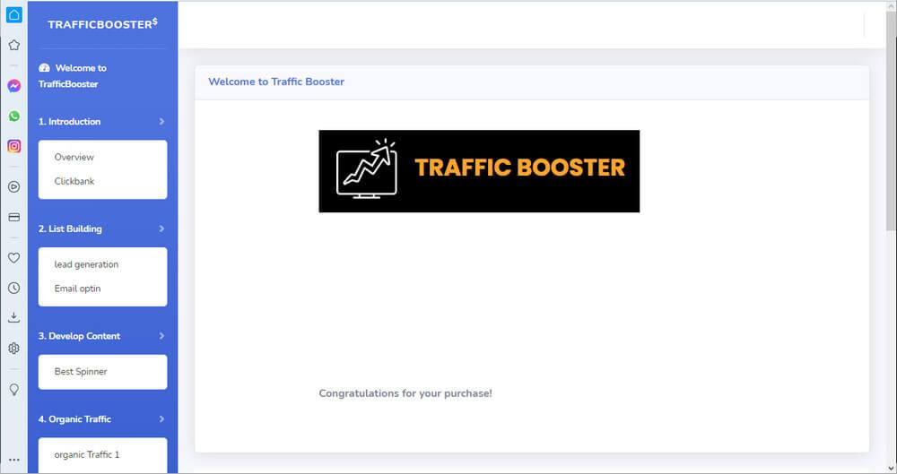 screen print from vendor's members area